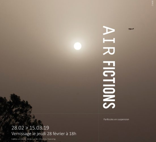 Air fictions – Particules en suspension